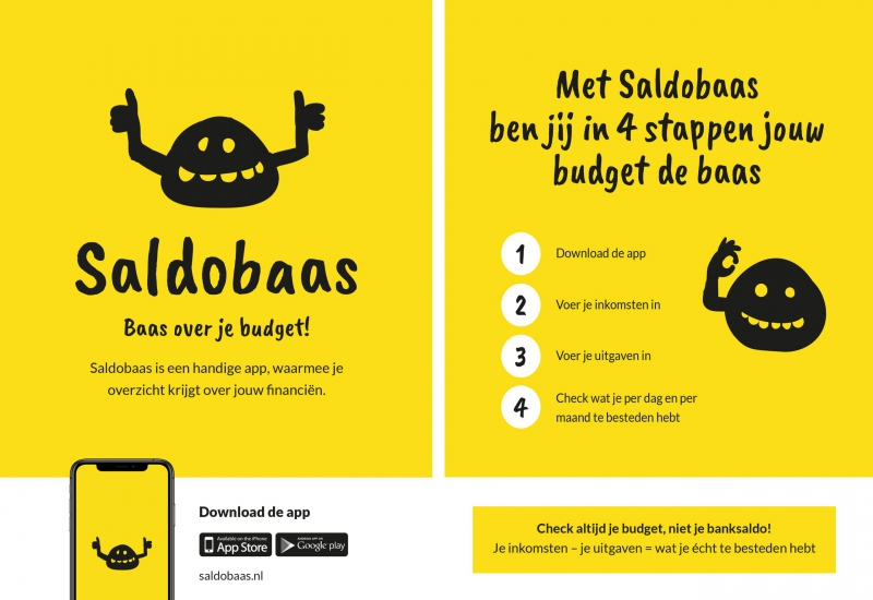 SaldoBaas de app